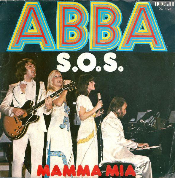 Сингл SOS (Италия, 1975)
